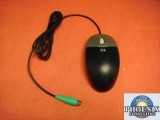 HP 417441-001 Genuine Oem Optical PS2 Scroll Mouse