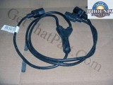 HP 8120-6984 2XIEC 320 Ext Power Cable