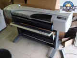 "HP C7770B DesignJet 500 42"" Wide E Plotter Printer - Perfect"