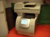 Lexmark X642e MFP 22G0550 Laser Fax Scan Copier Printer