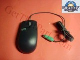 Microsoft X06-08477 PS2 Intellimouse 1.3A 63618 3 Button Scroll Mouse