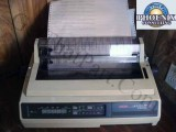 Okidata GE8283A ML393 Microline 393 Plus Forms Dot Matrix Printer