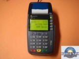 Verifone Omni 3740 Ethernet Dial Credit Card Terminal