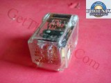 Potter Brumfield KCP14 KCP-14-10000 Ohm 2A 3PDT Relay