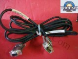 Rapid 08YX1 70751-1 DB9 M-F Serial Cable Assembly
