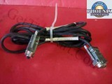 Rapid 08YX1 70754-1 DB9 M-F Serial Cable Assembly