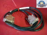 Rapid 08YX1 70756-1 DB15 M-F Serial Cable Assembly