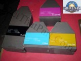 Ricoh 2238c Genuine Oem Cyan Magenta Black Yellow Toner Cartridge Set