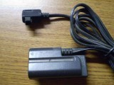 Sony DK-415 176963521 AC VTR Battery Power Adapter