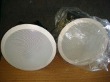 TOA F-121C Wide Contractor Ceiling Speakers - PAIR OF 2