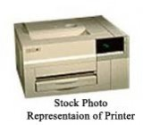 HP Color LaserJet 5 Color Laser printer - 10 ppm - 250 sheets