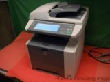 HP LaserJet M3027 MFP CB416A Copier Printer Scanner 0 Count