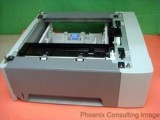 HP Laserjet 2420 2430 Q5963A 500 Sheet Paper Feeder Tray Assy