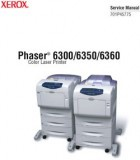 Xerox Phaser 6300/6350/6360 Color Laser Printer Service Manual