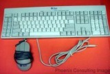 Sun Type 7 320-1366-01 USB Keyboard CROSSBOW MOUSE SET