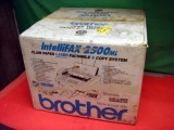 Brother Intellifax 2500ML Laser Fax Copy Machine - New