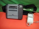 ZEBRA PT400 PORTABLE Barcode Bar Code THERMAL PRINTER