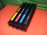HP 9500MFP C8550A C8551A C8552A C8553A Genuine Oem Toner Full 4 Set