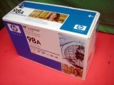 HP 4 4+ 5 5M 98A Toner Cartridge 92298A GENUINE OEM NEW