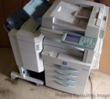 Minolta Dialta Di351f Digital Multifunction Fax Copier
