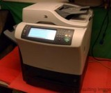 HP LaserJet M4345 Mfp Digital Sender Fax Printer Copier