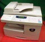 Xerox WorkCentre 4118X Multifunction MFC Fax Printer