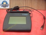 Topaz T-LBK755SE-BHSB-R SignatureGem Usb Backlit Signature Capture Pad