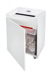 HSM Pure 740 40-42 Sheet StripCut German Made Paper Shredder New 2371