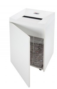 HSM Pure 830c 39-41 Sheet CrossCut German Made Paper Shredder New 2383