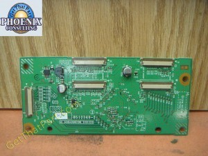 Brothers HL-3170 3140 LED Optical Control PCB Board Assembly LV0907001