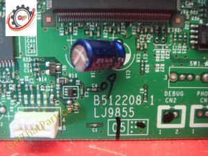 Brother HL 5150 Complete Oem Main PCB Board Assembly