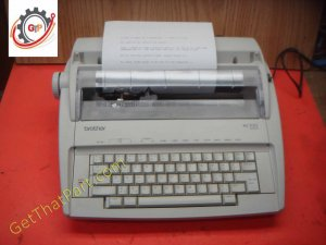 brother ml 100 daisy wheel portable electronic memory typewriter rh getthatpart com Brother Electronic Typewriter Ml 100 Brother Electronic Typewriter Ml 100