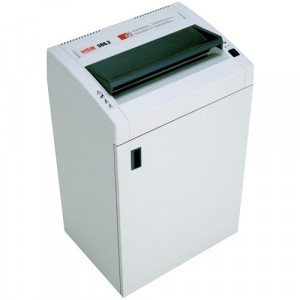 HSM 386.2 CrossCut Paper Shredder 1278 New Free Shipping