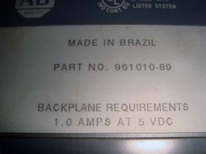 Allen Bradley 1785-BCM PLC5 BackUp Communication Module