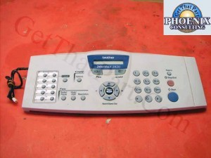 Brother intelliFAX 2820 Oem Operations Control Panel LF6708001