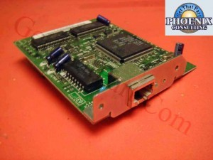 Brother NC-8100h NC8100h NIC Network Print Fax Lan Server Card Board