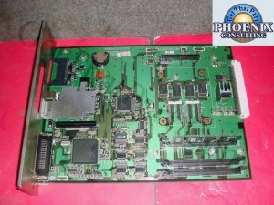 Brother B512137-1 HL-2600 2600CN Main Logic Formatter Board Assy