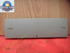 Canon CD-4050 Document Scanner Oem Top Cover Assembly MF1-4109