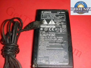 Canon CA-560 CA560 Oem Compact G1 Powershot Camera Power Adapter