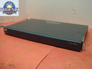 Cisco 2651 Multiservice 47-10498-03 32M 1RU Modular Access Base Router