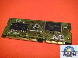 Epson 2109446 Aculaser CX11NF Memory Board Program Simm