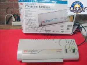 gbc 1700710 docuseal 95 9 tabletop document heat laminator oem unit rh getthatpart com gbc docuseal 95 laminator manual gbc docuseal 3100 laminator manual