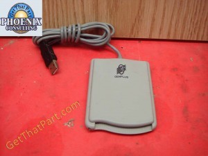 Gemalto GemPlus Gem PC 433-SL7 Military USB CaC SmartCard Reader