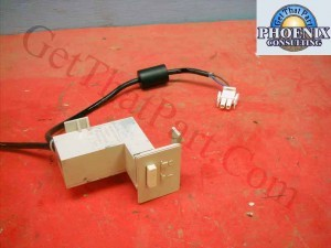 HP 750C 755 Power Switch Module Complete C3180-PSA