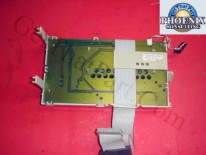 HP C3195-60038 750C 755 Plotter Control Panel Assembly