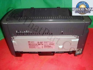 HP P1006 Printer CB411A No Toner Included