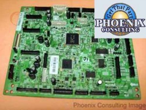 HP RM1-1607 4700 cp4005 DC Engine Control Controller Bd