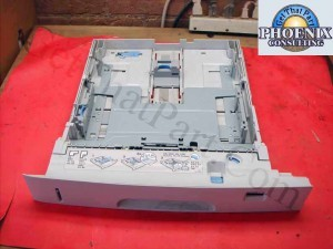 HP 5200 Complete 250 Sheet Paper Tray 2 Cassette Assy RM1-2479 Tested