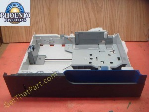 HP cp4525 Complete Oem 500 Sheet Paper Tray Cassette RM1-5928