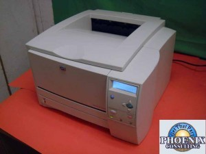 HP 2300DN 2300 Q2475A Duplex Network Laser Printer 7K